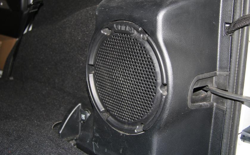 2012 Jeep Wrangler Sahara 4WD AUTO A/C CUIR 2TOITS MAGS #31
