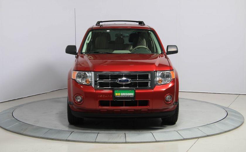 2012 Ford Escape XLT AUTO A/C CUIR MAGS BLUETOOTH #1