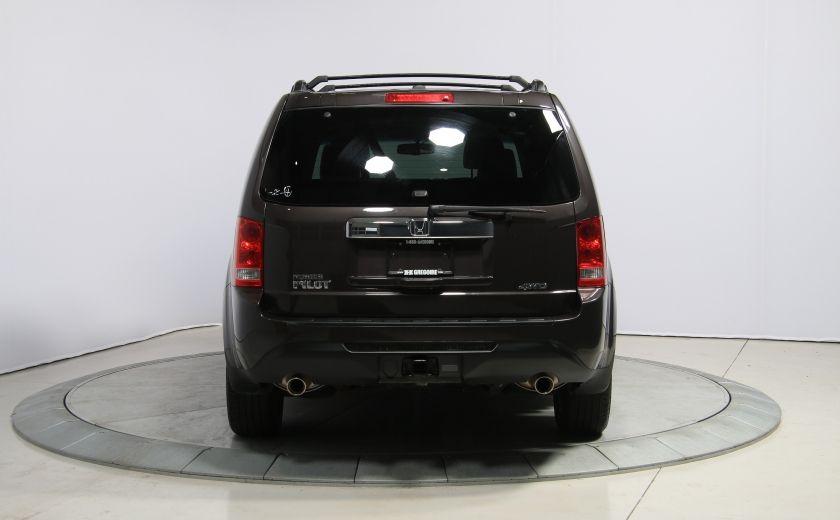 2012 Honda Pilot EX-L 4WD CUIR TOIT MAGS 8PASSAGERS #5