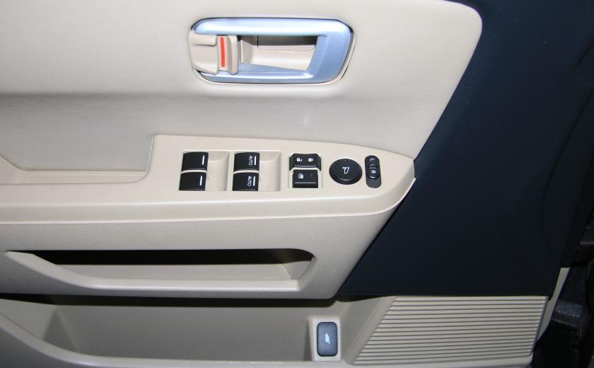 2012 Honda Pilot EX-L 4WD CUIR TOIT MAGS 8PASSAGERS #10