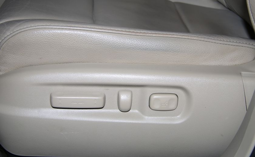 2012 Honda Pilot EX-L 4WD CUIR TOIT MAGS 8PASSAGERS #11