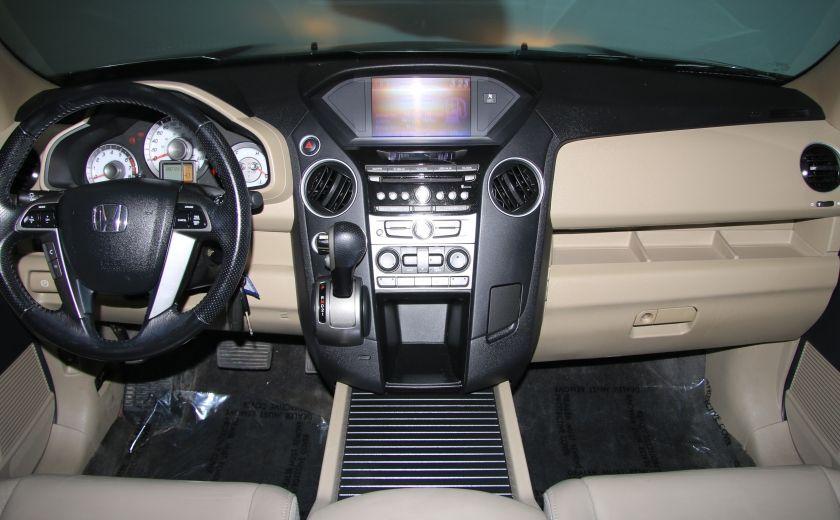 2012 Honda Pilot EX-L 4WD CUIR TOIT MAGS 8PASSAGERS #13
