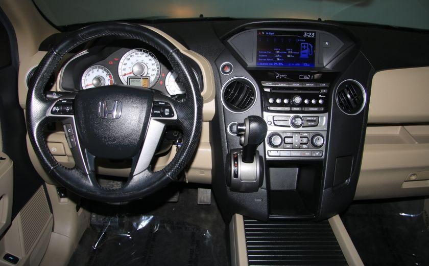 2012 Honda Pilot EX-L 4WD CUIR TOIT MAGS 8PASSAGERS #14