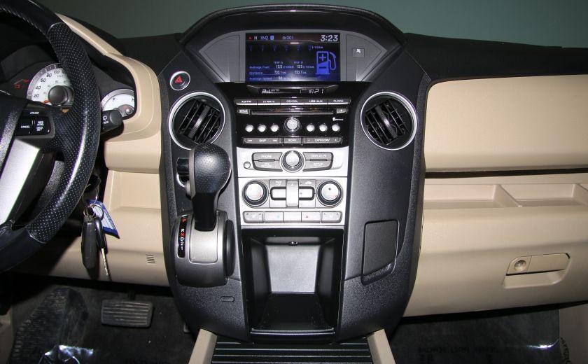 2012 Honda Pilot EX-L 4WD CUIR TOIT MAGS 8PASSAGERS #16