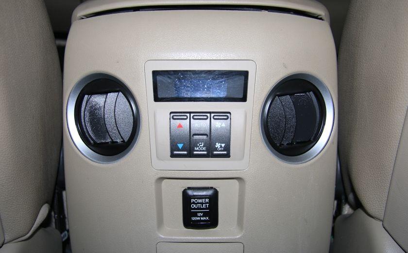2012 Honda Pilot EX-L 4WD CUIR TOIT MAGS 8PASSAGERS #17