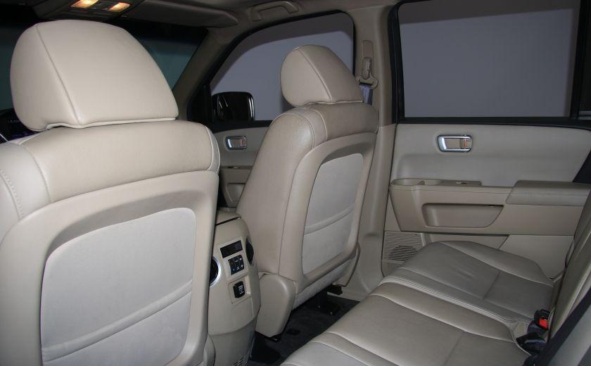 2012 Honda Pilot EX-L 4WD CUIR TOIT MAGS 8PASSAGERS #22