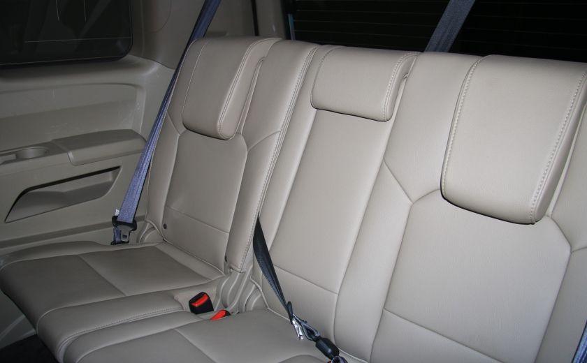 2012 Honda Pilot EX-L 4WD CUIR TOIT MAGS 8PASSAGERS #24