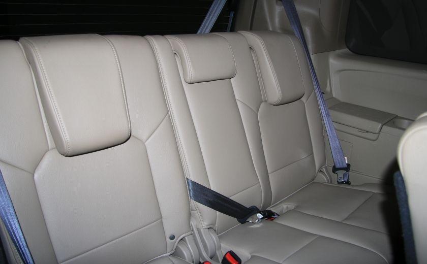 2012 Honda Pilot EX-L 4WD CUIR TOIT MAGS 8PASSAGERS #25