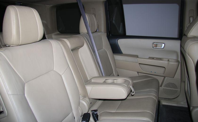 2012 Honda Pilot EX-L 4WD CUIR TOIT MAGS 8PASSAGERS #27