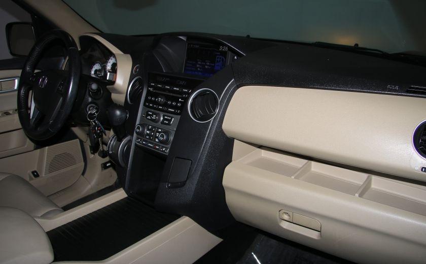 2012 Honda Pilot EX-L 4WD CUIR TOIT MAGS 8PASSAGERS #28