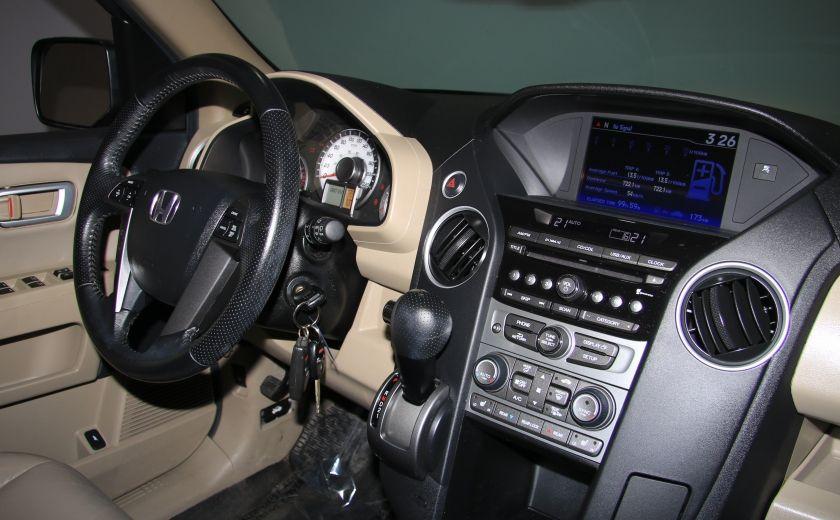 2012 Honda Pilot EX-L 4WD CUIR TOIT MAGS 8PASSAGERS #29