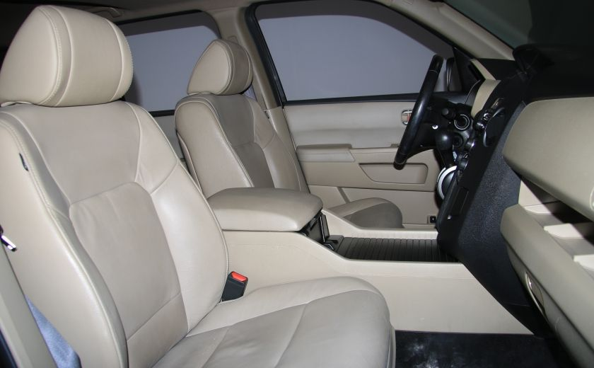 2012 Honda Pilot EX-L 4WD CUIR TOIT MAGS 8PASSAGERS #30
