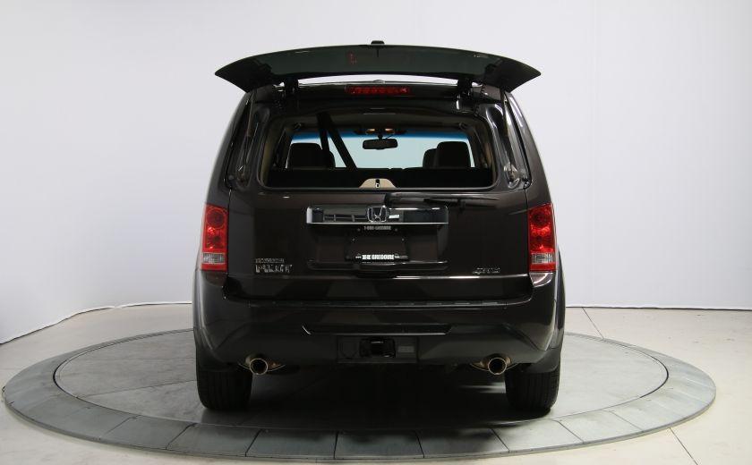 2012 Honda Pilot EX-L 4WD CUIR TOIT MAGS 8PASSAGERS #33
