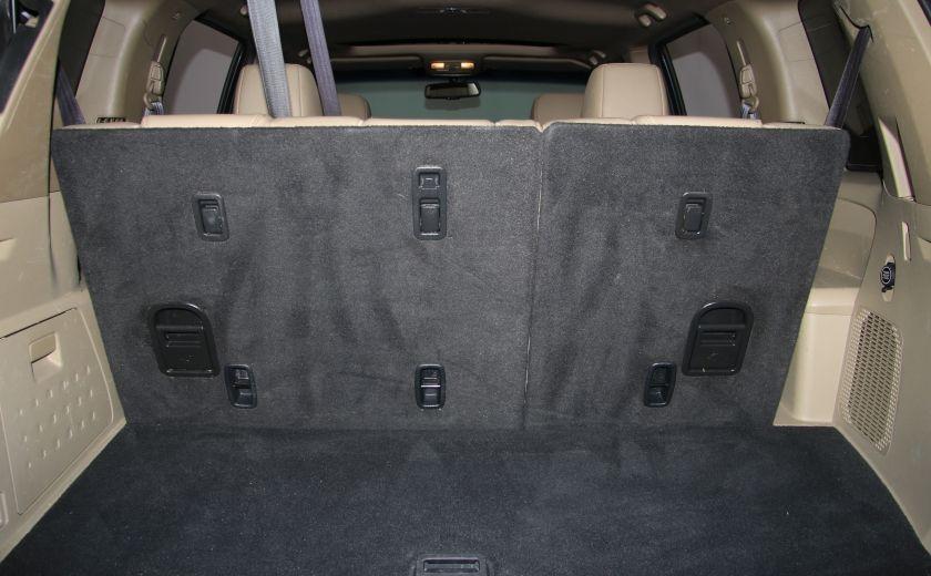 2012 Honda Pilot EX-L 4WD CUIR TOIT MAGS 8PASSAGERS #35