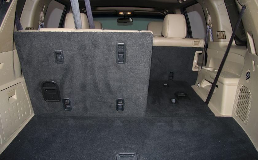 2012 Honda Pilot EX-L 4WD CUIR TOIT MAGS 8PASSAGERS #36