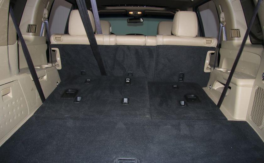 2012 Honda Pilot EX-L 4WD CUIR TOIT MAGS 8PASSAGERS #37