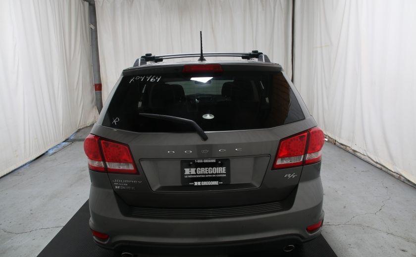2012 Dodge Journey R/T AUTO AWD CUIR #4
