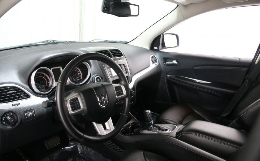 2012 Dodge Journey R/T AUTO AWD CUIR #8