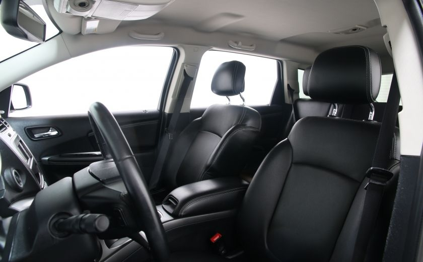 2012 Dodge Journey R/T AUTO AWD CUIR #9