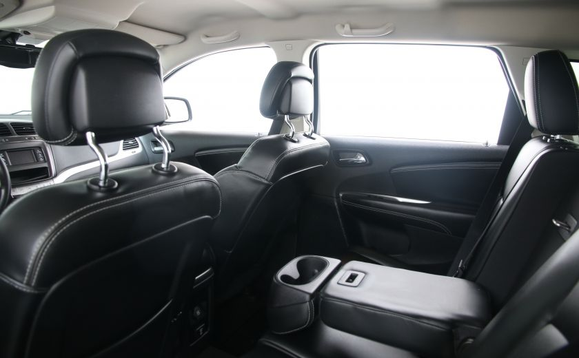 2012 Dodge Journey R/T AUTO AWD CUIR #14