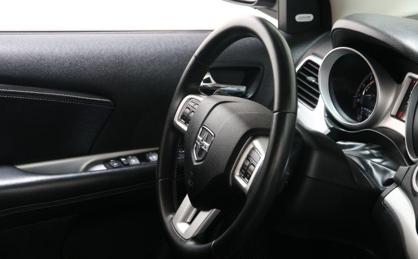 2012 Dodge Journey R/T AUTO AWD CUIR #19