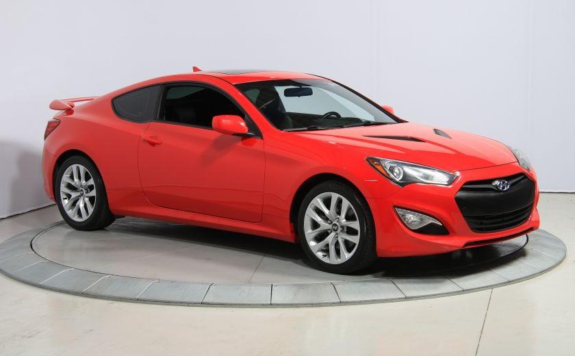 2013 Hyundai Genesis Premium A/C MAGS BLUETHOOT CUIR TOIT NAV #0