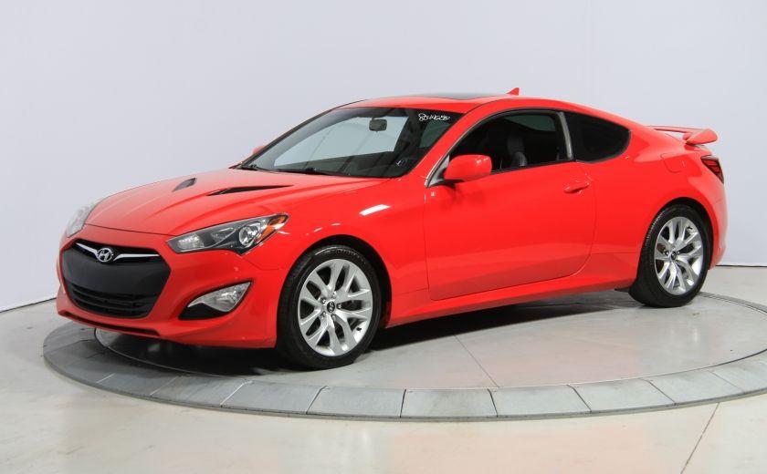 2013 Hyundai Genesis Premium A/C MAGS BLUETHOOT CUIR TOIT NAV #2