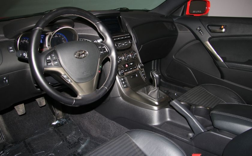 2013 Hyundai Genesis Premium A/C MAGS BLUETHOOT CUIR TOIT NAV #6