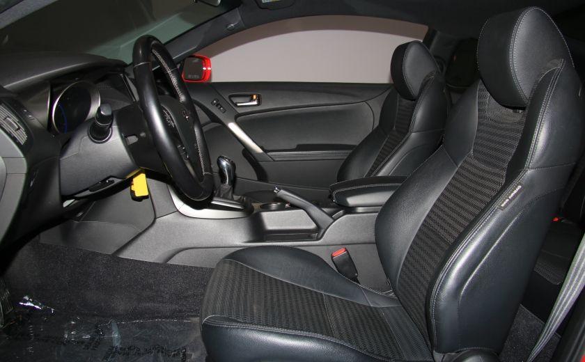 2013 Hyundai Genesis Premium A/C MAGS BLUETHOOT CUIR TOIT NAV #7