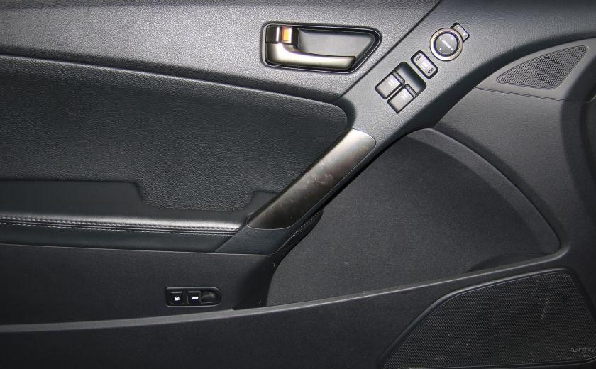 2013 Hyundai Genesis Premium A/C MAGS BLUETHOOT CUIR TOIT NAV #8
