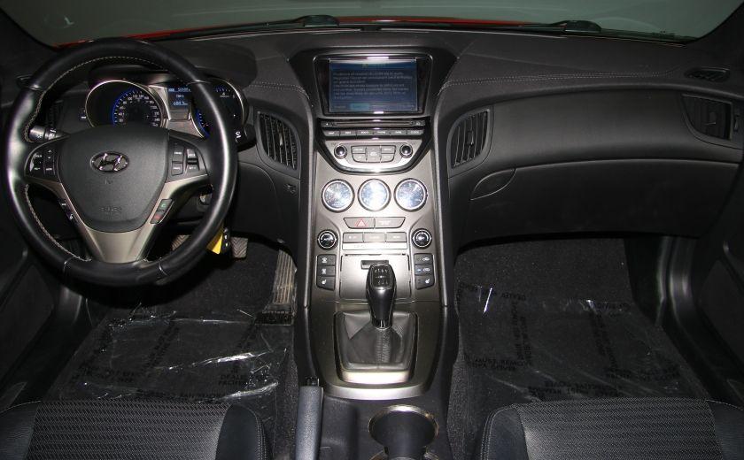 2013 Hyundai Genesis Premium A/C MAGS BLUETHOOT CUIR TOIT NAV #11
