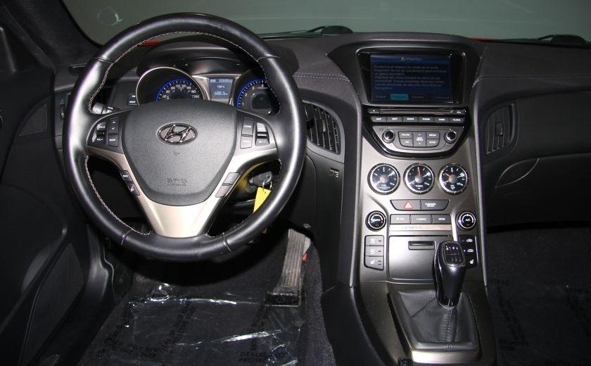 2013 Hyundai Genesis Premium A/C MAGS BLUETHOOT CUIR TOIT NAV #12