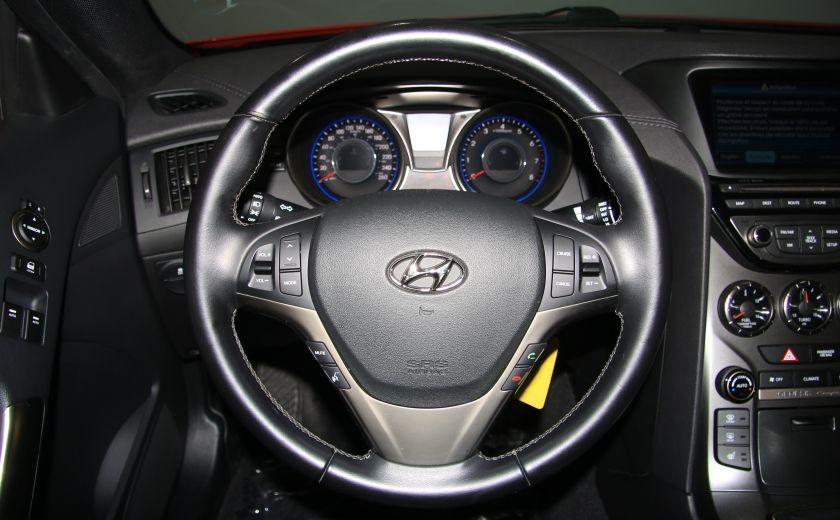 2013 Hyundai Genesis Premium A/C MAGS BLUETHOOT CUIR TOIT NAV #13