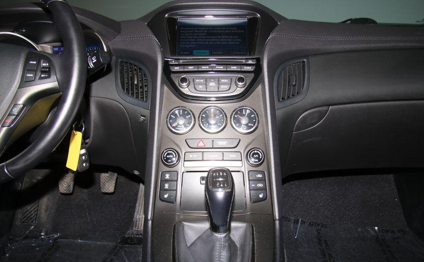 2013 Hyundai Genesis Premium A/C MAGS BLUETHOOT CUIR TOIT NAV #14