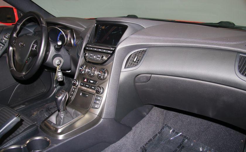 2013 Hyundai Genesis Premium A/C MAGS BLUETHOOT CUIR TOIT NAV #20