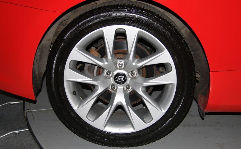 2013 Hyundai Genesis Premium A/C MAGS BLUETHOOT CUIR TOIT NAV #27