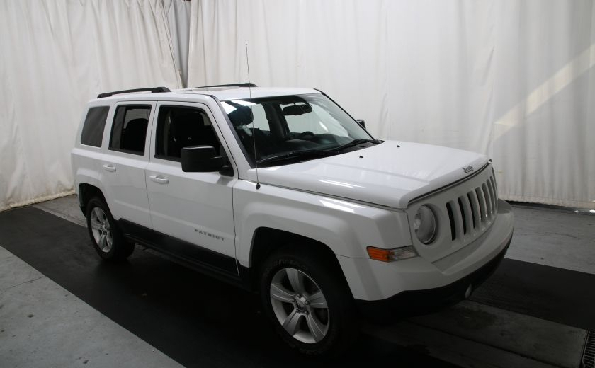 2014 Jeep Patriot NORTH EDITION 4WD AUTO A/C GR ELECT TOIT MAGS #0