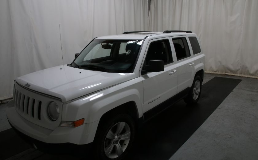 2014 Jeep Patriot NORTH EDITION 4WD AUTO A/C GR ELECT TOIT MAGS #2