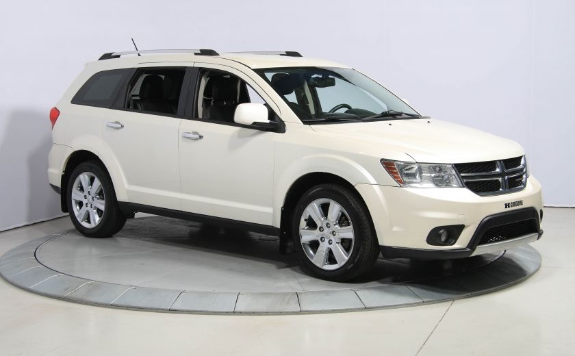 2012 Dodge Journey R/T AUTOMATIQUE A/C MAGS BLUETHOOT CUIR #0