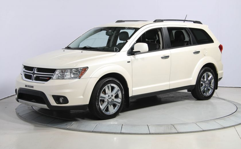 2012 Dodge Journey R/T AUTOMATIQUE A/C MAGS BLUETHOOT CUIR #2