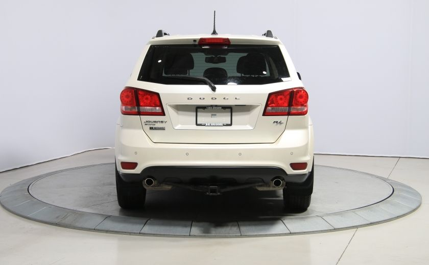 2012 Dodge Journey R/T AUTOMATIQUE A/C MAGS BLUETHOOT CUIR #5