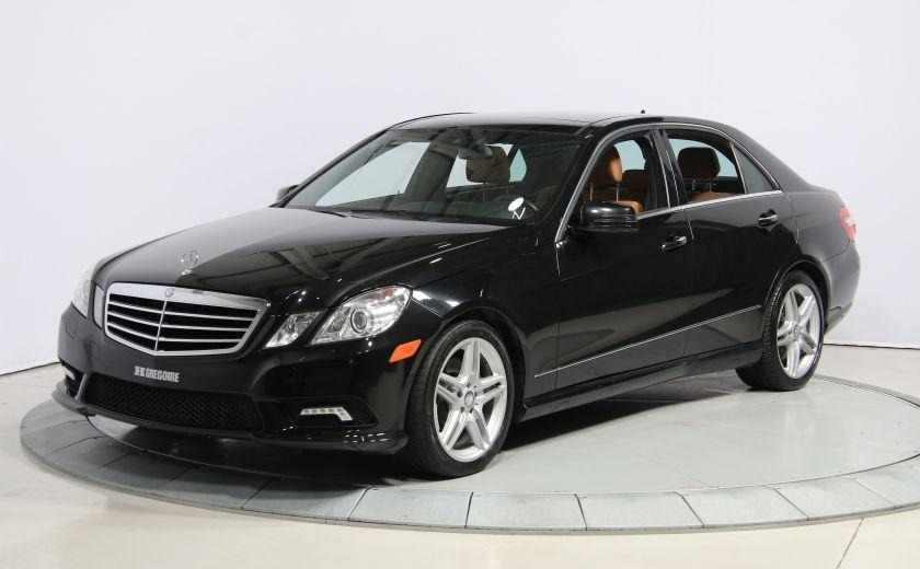 2011 Mercedes Benz E350 4MATIC AUTO A/C CUIR TOIT NAV MAGS BLUETOOTH #2