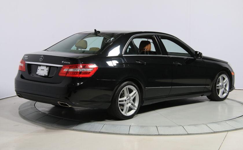 2011 Mercedes Benz E350 4MATIC AUTO A/C CUIR TOIT NAV MAGS BLUETOOTH #6