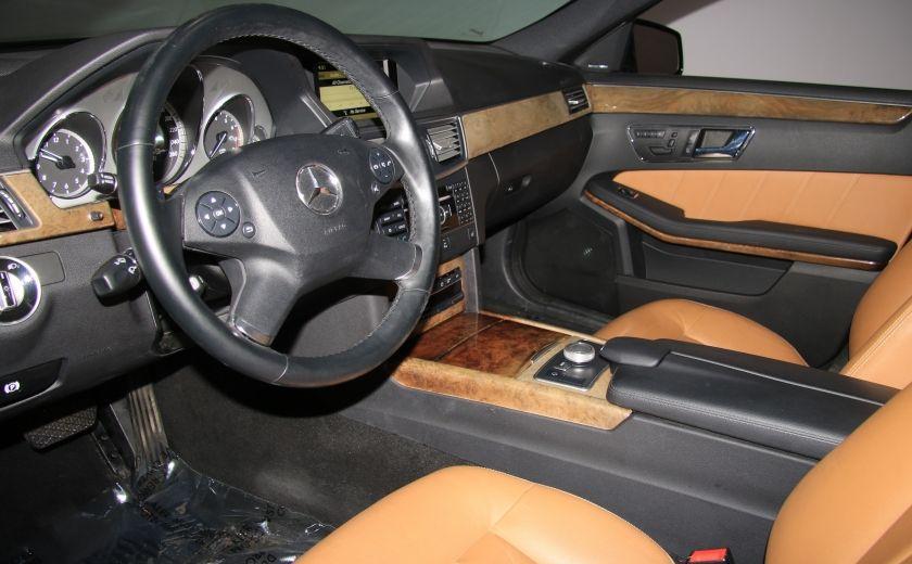 2011 Mercedes Benz E350 4MATIC AUTO A/C CUIR TOIT NAV MAGS BLUETOOTH #8
