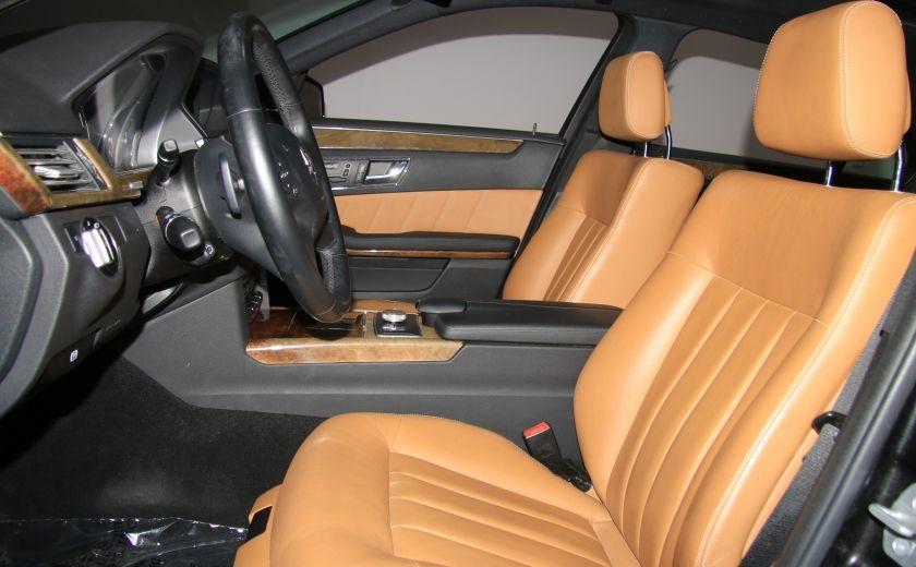 2011 Mercedes Benz E350 4MATIC AUTO A/C CUIR TOIT NAV MAGS BLUETOOTH #9