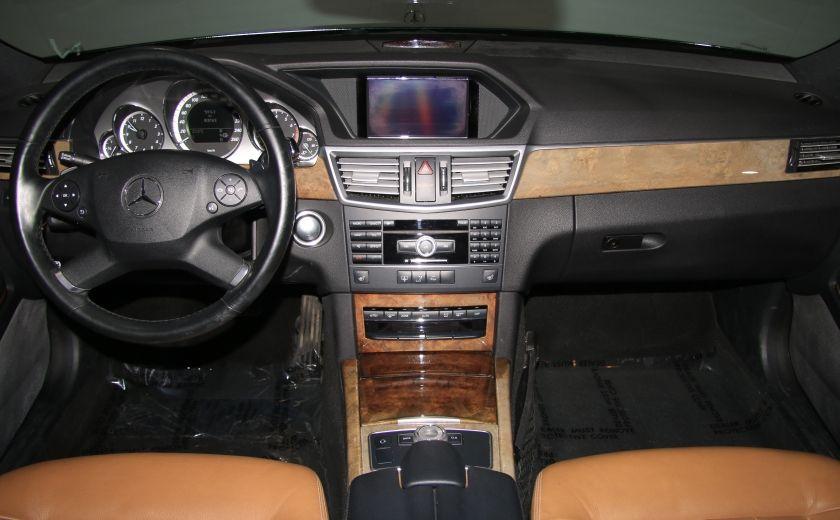2011 Mercedes Benz E350 4MATIC AUTO A/C CUIR TOIT NAV MAGS BLUETOOTH #12