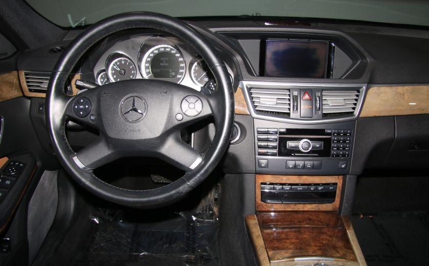 2011 Mercedes Benz E350 4MATIC AUTO A/C CUIR TOIT NAV MAGS BLUETOOTH #13