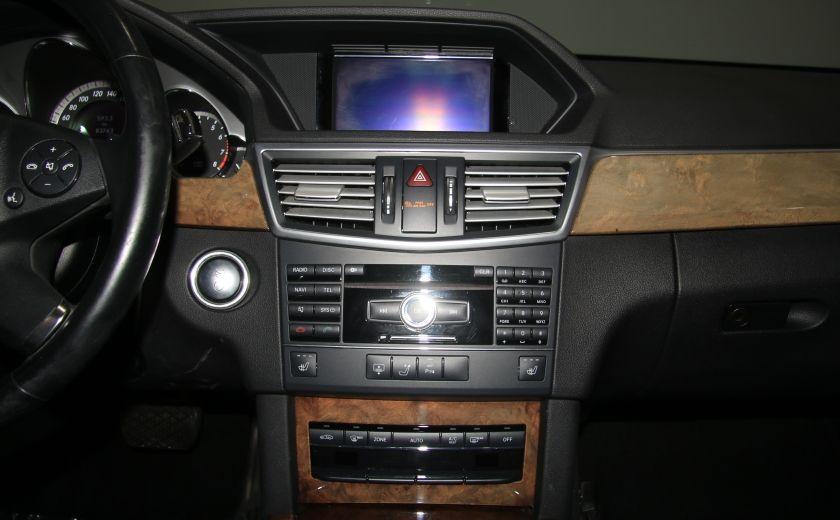 2011 Mercedes Benz E350 4MATIC AUTO A/C CUIR TOIT NAV MAGS BLUETOOTH #15