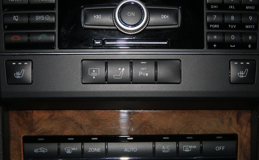 2011 Mercedes Benz E350 4MATIC AUTO A/C CUIR TOIT NAV MAGS BLUETOOTH #17