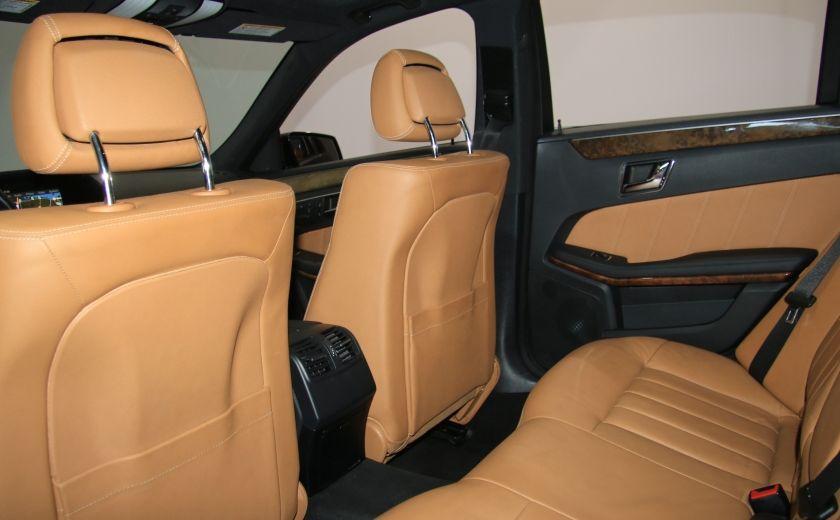 2011 Mercedes Benz E350 4MATIC AUTO A/C CUIR TOIT NAV MAGS BLUETOOTH #21